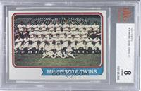 Minnesota Twins Team [BVG 8]
