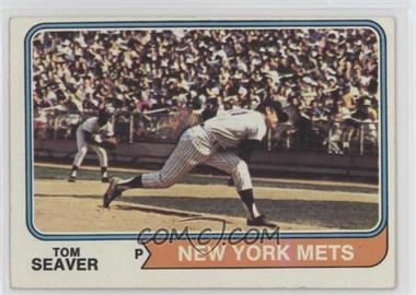 1974 Topps - [Base] #80 - Tom Seaver