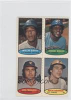 Willie Davis, Johnny Briggs, Pat Kelly, Marty Pattin, Jim Fregosi, Rich Hebner,…