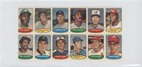 Bill North, Frank Duffy, Sparky Lyle, Billy Williams, John Boccabella, Lee May,…