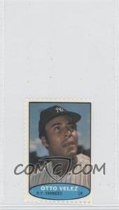 1974 Topps Stamps #N/A - Otto Velez