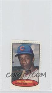 1974 Topps Stamps #N/A - Vic Harris