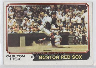1974 Topps #105 - Carlton Fisk