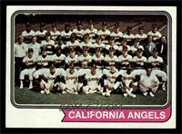 California Angels Team [NM MT]