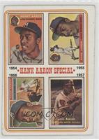 Hank Aaron Special (1954,1955,1956,1957) [PoortoFair]