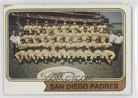 San Diego Padres Team (San Diego) [GoodtoVG‑EX]
