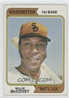 Willie McCovey (Washington)