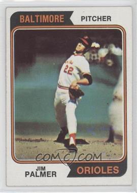1974 Topps #40 - Jim Palmer