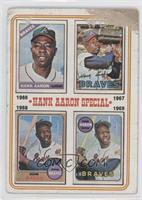 Hank Aaron Special (1966,1967,1968,1969) [Poor to Fair]
