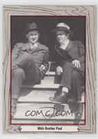 With Brother Paul (Ty Cobb, Paul Cobb)