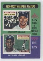 Don Newhauser, Don Newcombe