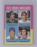 Phil Garner, Bob Sheldon, Tom Veryzer, Keith Hernandez [NearMint]