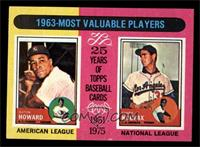 Sandy Koufax, Elston Howard [VG]