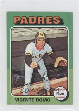 1975 Topps Minis #274 - Vicente Romo
