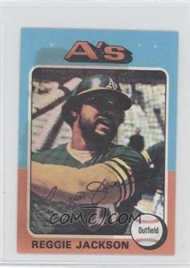 1975 Topps Minis #300 - Reggie Jackson [GoodtoVG‑EX]