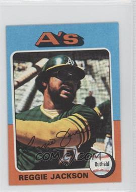 1975 Topps Minis #300 - Reggie Jackson