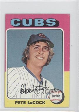 1975 Topps Minis #494 - Pete LaCock [Good to VG‑EX]