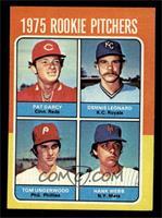 Tom Underwood, Hank Webb, Pat Darcy, Dennis Leonard [EXMT]