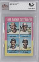 1975 Rookie Outfielders (Dave Augustine, Pepe Mangual, Jim Rice, John Scott) [B…