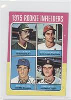 Phil Garner, Bob Sheldon, Tom Veryzer