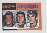 '74 Highlights (Steve Busby, Dick Bosman, Nolan Ryan)