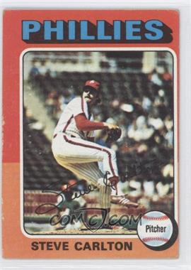 1975 Topps #185 - Steve Carlton [Good to VG‑EX]