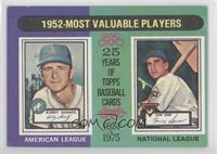 1952-Most Valuable Players (Bobby Shantz, Hank Sauer) [Good to VG&#82…