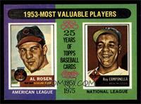 1953-Most Valuable Players (Al Rosen, Roy Campanella) [NM]
