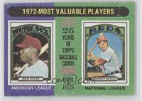 Dick Allen, Johnny Bench [Good to VG‑EX]