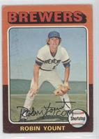 Robin Yount [Poor to Fair]