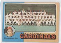 St. Louis Cardinals Team [GoodtoVG‑EX]