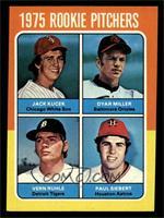 Jack Kucek, Dyar Miller, Vern Ruhle, Paul Siebert [NM]