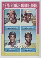 Dave Augustine, Jim Rice, John Scott