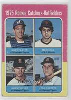 Gary Carter, Marc Hill, Dan Meyer, Leon Roberts [Good to VG‑EX]