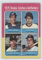 Gary Carter, Marc Hill, Dan Meyer, Leon Roberts [Poor to Fair]