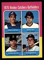 Gary Carter, Marc Hill, Dan Meyer, Leon Roberts [NM]