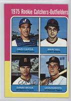 Gary Carter, Marc Hill, Dan Meyer, Leon Roberts