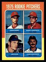 Rawly Eastwick, Jim Kern, John Denny, Juan Veintidos [NMMT]