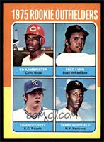 Ed Armbrister, Fred Lynn, Terry Whitfield, Tom Poquette [EX]