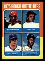 Ed Armbrister, Fred Lynn, Terry Whitfield, Tom Poquette [VG]