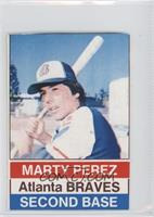 Marty Perez [Authentic]