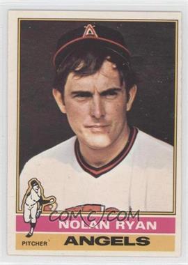 1976 O-Pee-Chee #330 - Nolan Ryan