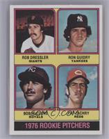 Rob Dressler, Ron Guidry, Pat Zachry, Bob McClure [NearMint‑Mint]