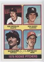 Rob Dressler, Ron Guidry, Pat Zachry
