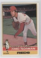Fred Norman [Good to VG‑EX]
