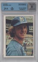 Robin Yount [BGS/JSA Certified Auto]
