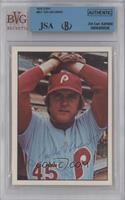 Tug McGraw [BVG/JSA Certified Auto]