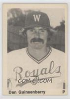 Dan Quisenberry [Good to VG‑EX]