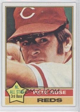 1976 Topps - [Base] #240 - Pete Rose