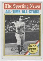 Babe Ruth [Good to VG‑EX]